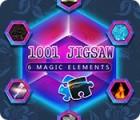 1001 Jigsaw Six Magic Elements gra