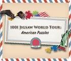 1001 Jigsaw World Tour American Puzzle gra