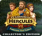 12 Labours of Hercules VII: Fleecing the Fleece Collector's Edition gra