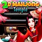 2D Mahjong Temple gra