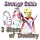 3 Stars of Destiny Strategy Guide gra