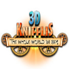 3D Knifflis: The Whole World in 3D! gra