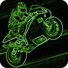 3D Neon Race gra
