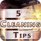 Five Cleaning Tips gra