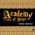 Academy of Magic: Word Spells gra