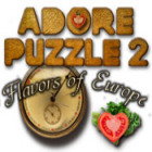 Adore Puzzle 2: Flavors of Europe gra