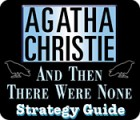 Agatha Christie: And Then There Were None Strategy Guide gra