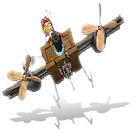 El Airplane gra