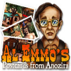 Al Emmo's Postcards from Anozira gra