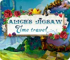 Alice's Jigsaw Time Travel gra