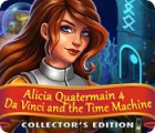 Alicia Quatermain 4: Da Vinci and the Time Machine Collector's Edition gra