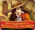 Alicia Quatermain 4: Da Vinci and the Time Machine gra