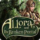 Allora and The Broken Portal gra