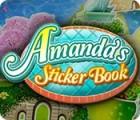 Amanda's Sticker Book gra