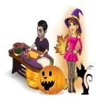 Kawiarnia Amelii: Halloween gra