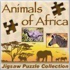 Animals of Africa gra