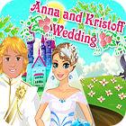 Anna and Kristoff Wedding gra