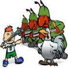 Ant War gra
