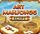Art Mahjongg Egypt gra