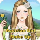 Austrian Girl Make-Up gra