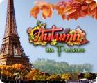 Autumn in France gra