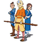 Avatar. The Last Airbender: Elemental Escape gra