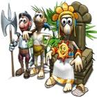 Wódz Azteków gra