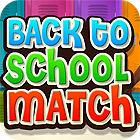 Back To School Match gra