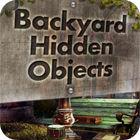 Backyard Hidden Objects gra