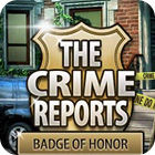 The Crime Reports. Badge Of Honor gra