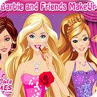 Barbie and Friends Make up gra