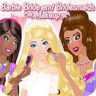 Barbie Bride and Bridesmaids Makeup gra
