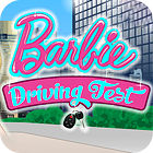 Barbie Driving Test gra