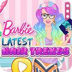 Barbie Latest Hair Trends gra