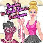 Barbie in Pink Shoes Designer gra