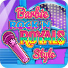Barbie Rock and Royals Style gra