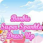 Barbie Super Sparkle DressUp gra