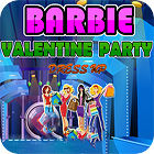 Barbie Valentine Party gra