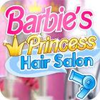 Barbie Princess Hair Salon gra