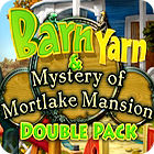 Barn Yarn & Mystery of Mortlake Mansion Double Pack gra