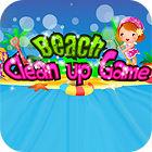 Beach Clean Up Game gra