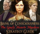 Brink of Consciousness: The Lonely Hearts Murders Strategy Guide gra