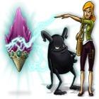 Brunhilda and the Dark Crystal gra