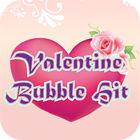 Valentine Bubble Hit gra