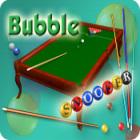 Bubble Snooker gra