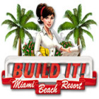 Build It! Miami Beach Resort gra