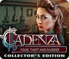 Cadenza: Fame, Theft and Murder Collector's Edition gra
