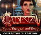 Cadenza: Music, Betrayal and Death Collector's Edition gra