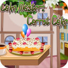 Cake Master: Carrot Cake gra