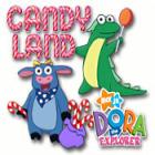 Candy Land - Dora the Explorer Edition gra